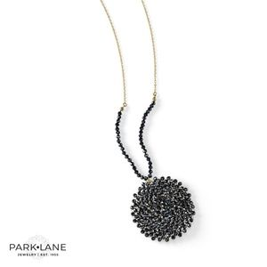 Park Lane Wonderland Necklace blue